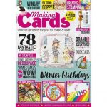 <b>Free Making Cards Magazine</b>