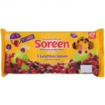 <b>Free Soreen Lunchbox Snack</b>