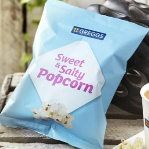 Free Pack Of Popcorn