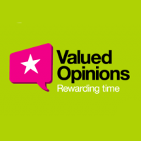earn £5 per survey at valued opinions