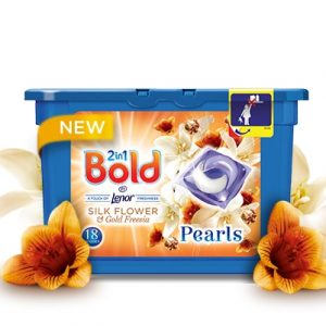 Free Bold Washing Pods