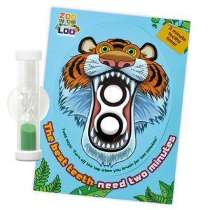 free tiger toothy timer