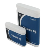 Free Pack of Vitamin D Supplements