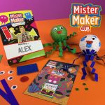 <b>Free Mister Maker Club Box</b>