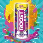 <b>Free Boost Energy Drink</b>