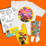 <b>Free Nick Jr. Activity Packs</b>