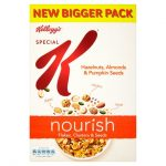 <b>Free Kellogg's Special K Cereal</b>