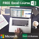 <b>Free Microsoft Excel Course (Worth £39)</b>