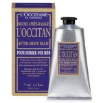 <b>Free L'Occitane After Shave Balm (Worth £10)</b>