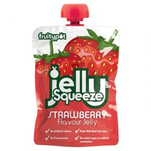 Free Jelly Fruit Pouches