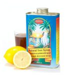 <b>Free Natural Lemon Syrup</b>