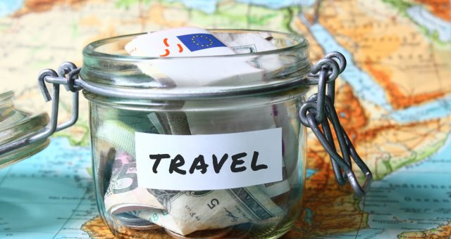 saving money for holiday