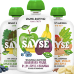 <b>Free First Savsé Cold-Pressed Baby Food</b>