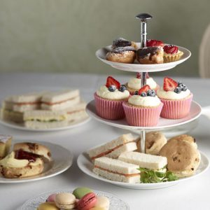 Free Afternoon Tea Set