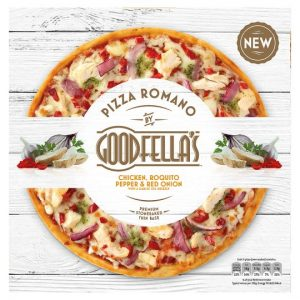 Free Goodfellas Romano Pizza