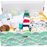 <b>Free Baby Hamper Box</b>