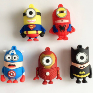 Free Minion USB Stick
