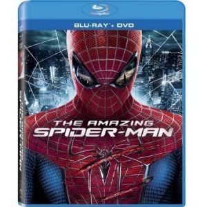 Free Amazing Spiderman DVD