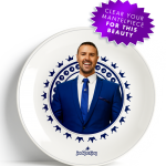 Free Paddy McGuinness Plate