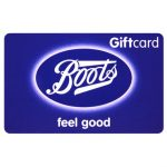 free boots gift card