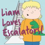 <b>Free Liam Loves Escalators Kids' Book</b>