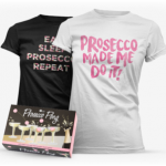 <b>Free Prosecco Pong and T-Shirt (Worth £16.99)</b>