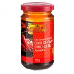 Free Lee Kum Kee Chilli Oil Bottle