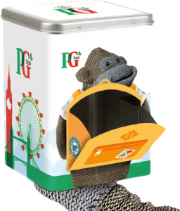 Free PG Tips Caddy