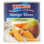 <b>Free Princes Mango Slices</b>