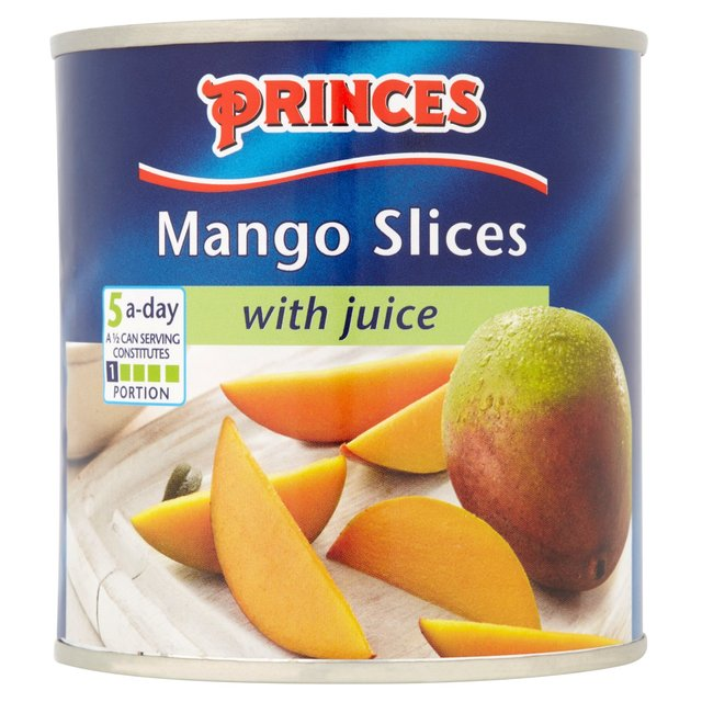 Free Princes Mango Slices