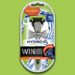 <b>Free Wilkinson Sword Razor (Worth £10.99)</b>