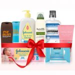 Win 1 of 10 johnson & johnson hampers worth £50