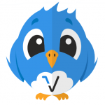 <b>Free Cute Bird Stickers</b>