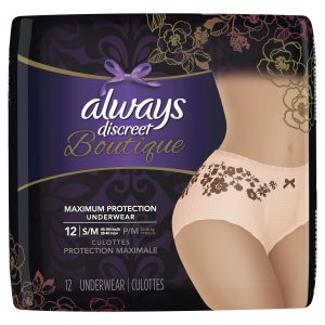 Free Always Discreet Sample