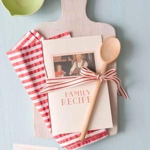 Free Family Recipe Book