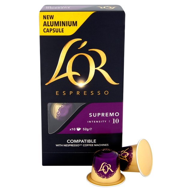 Free L'Or Coffee Pack