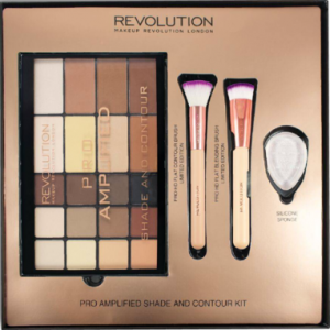 Revolution Pro Amplified Shade and Contour kit
