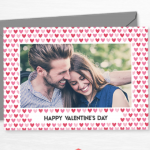 <b>Free Valentine's Day Card (Worth £3.49)</b>
