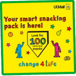 <b>Free Change 4 Life Snacking Pack</b>