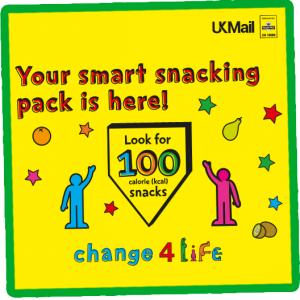 Free Change 4 Life Snacking Pack