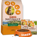 <b>Free IAMS Cat Food Pack</b>