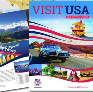 Free USA Travel Guide Book