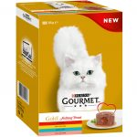 <b>Free Purina Gourmet Cat Food</b>