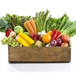 free fruit and veg box