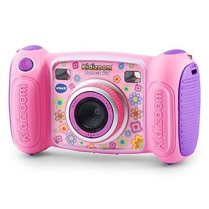 Free Kidizoom Toy Camera (Worth £39)