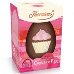 free thorntons cupcake easter egg