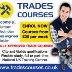 <b>Free Plumbing and Electrician Course Info</b>