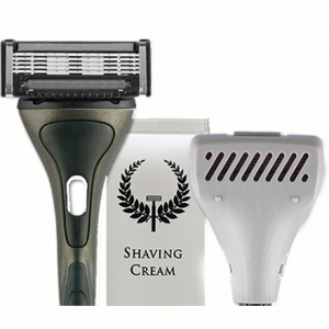 free cleanshaven shaving kit