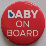 <b>Free Baby On Board Badge</b>