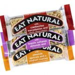 <b>Free Fruit & Nut Snack Bars</b>